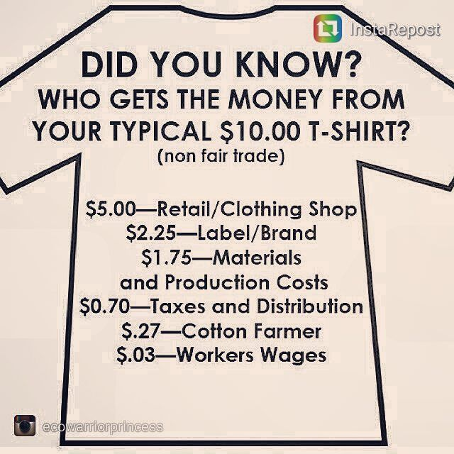 #ethicalclothing #sustainablefashion