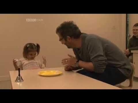 the marshmallow test / experiment:  kids battling desire