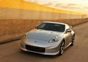 The Nissan 370Z has been freshened for 2013. The front fascia has been redesigned to incorporate vertical LED daytime running lights