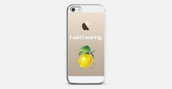 Beyonce- Lemonade- Lemon- iPhone 5s Case by Lauren Davis | Casetify