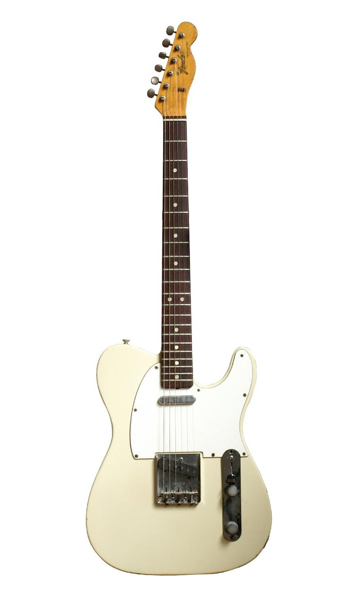 Fender telecaster black and white dress