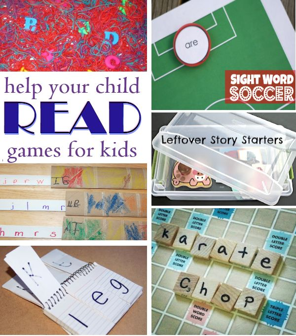 #Reading #Games from Quirky Mommas