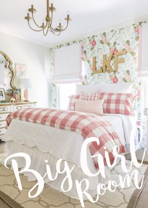 best 25 big girl rooms ideas on pinterest - Girl Bedroom Decor Ideas