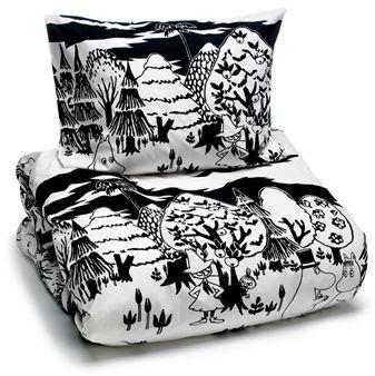Moomin Night bed linen