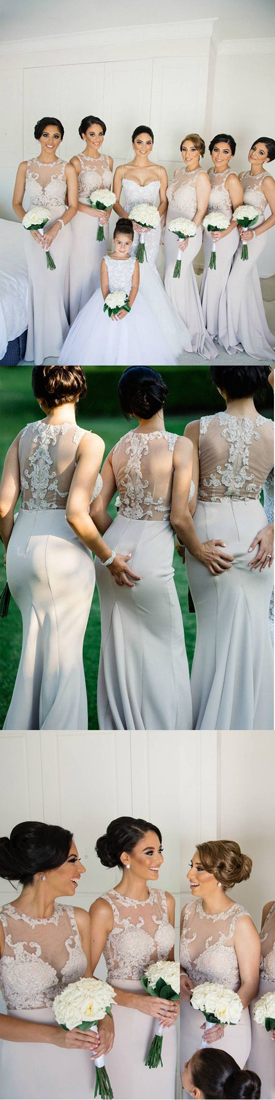 131 best cheap bridesmaid dress images on pinterest wedding charming seen through back lace mermaid sexy long bridesmaid dresses pm0801 ombrellifo Image collections