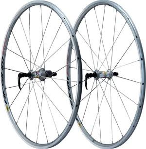 2011 Mavic Aksium Wheelset $250.00 Entry-level-ish.