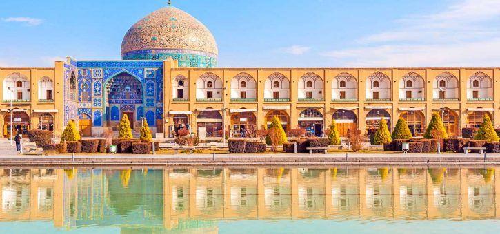 Informação essencial para viajar no Irão