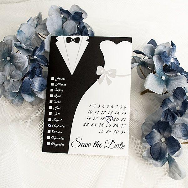 31 besten Black and White Wedding Bilder auf Pinterest   Schwarz ...