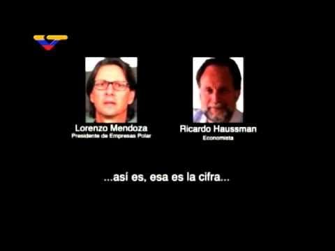 KIKKA: AUDIO: grabación telefonica FMI y LORENZO MENDOZA CONSPIRACIÓN OBAMA en Venezuela Mexico colombia Perú: Llamada telefónica entre Lorenzo Mendoza y Ricardo Haussmann