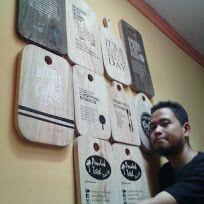 Hiasan Cafe Restoran Rumah