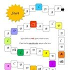 Here is a generic game mat for kids to use when practicing multiple choice questions.  The kids can read game cards with ABCD answers, and then mov...