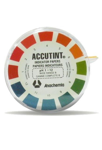 pH test paper: pH testing paper roll