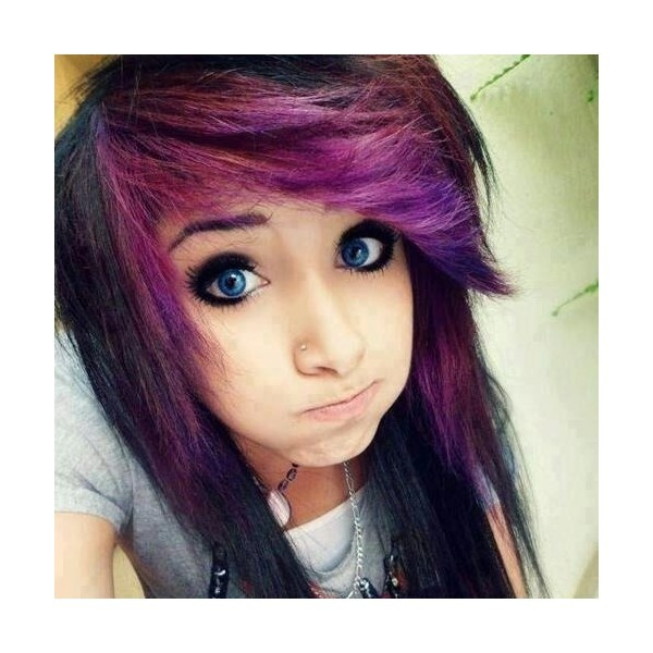 scene girls | Tumblr via Polyvore