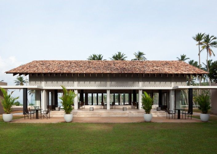 Amanwella (Aman Resorts) - Tangalle, Sri Lanka Kerry Hill Architects