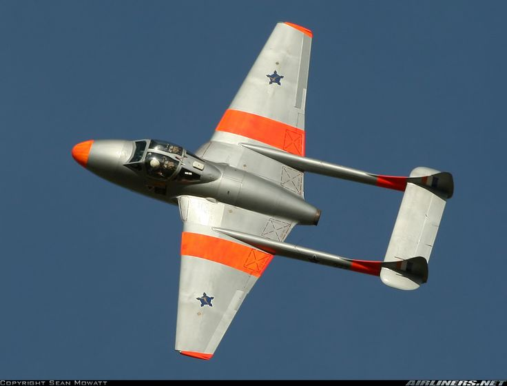 De Havilland DH-115 Vampire T55