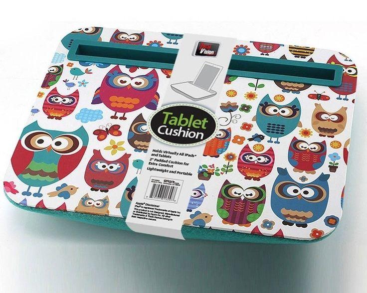 Owl Design Lap Tablet Desk Lightweight Portable Cushion Teen Child CUTE!!! #CMMCCUN Forever ...