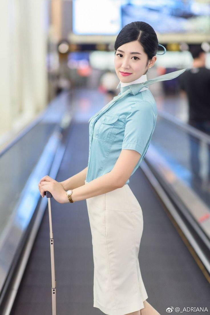стюардессы кореи фото сайте шикарные