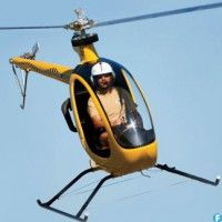 Amazing Ultramodern Personal Helicopter