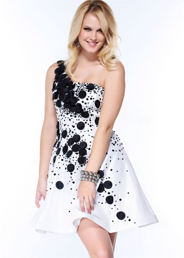 11 best images about Black And White Prom Dress Will Make You ...