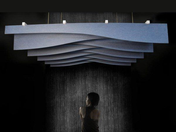 Unique Curved Panels Ceiling Soundproofing Ideas Acoustic Panels Acoustic Ceiling Panels Acoustical Ceiling