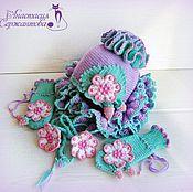 Магазин мастера Анастасия Сержантова: шапки и шарфы, для новорожденных, детские аксессуары, одежда для девочек, одежда для мальчиков