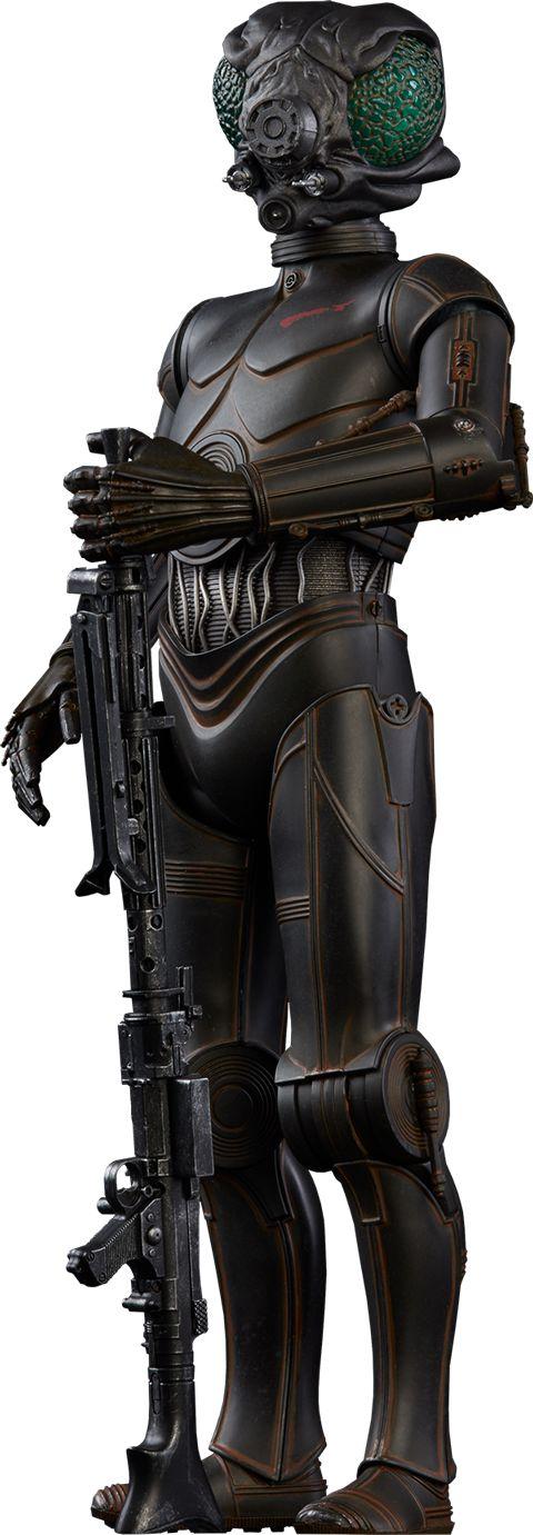 Star Wars 4-LOM Sixth Scale Figure by Sideshow Collectibles   Sideshow Collectibles