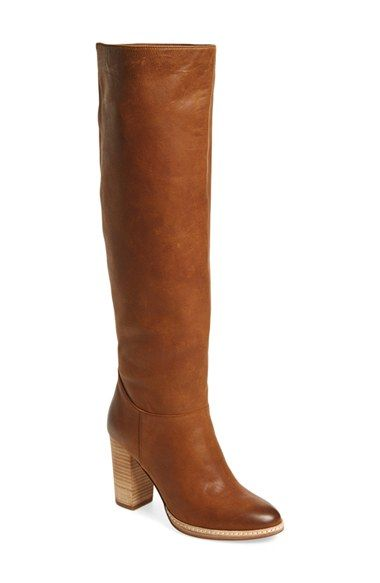 Free shipping and returns on Linea Paolo 'Kody' Tall Boot (Women) at Nordstrom.com. A clean-lined profile and stacked block heel help this knee-high boot make a stunning downtown-chic statement