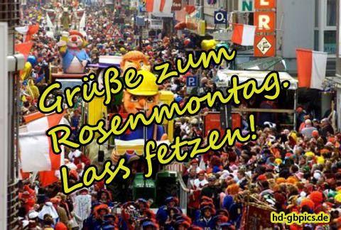 #Rosenmontag - GB Pics, Jappy Bilder, Gästebuchbilder, GBBilder und ...