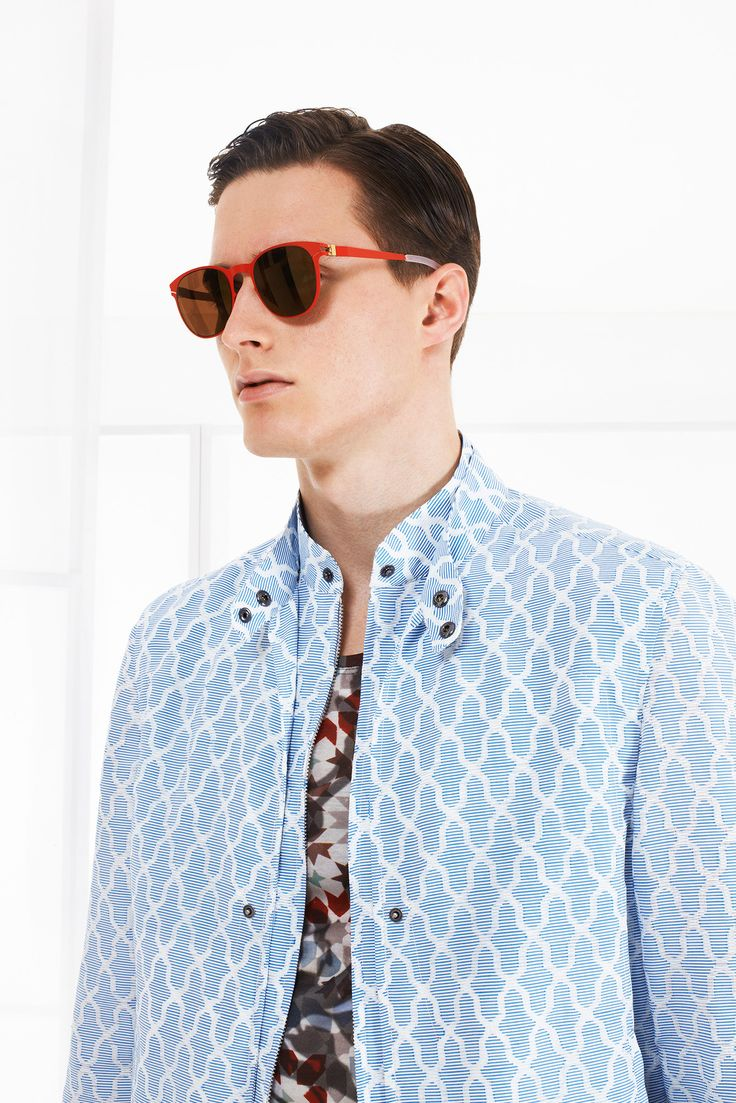 Chalayan - Spring 2015 Menswear - Look 7 of 19