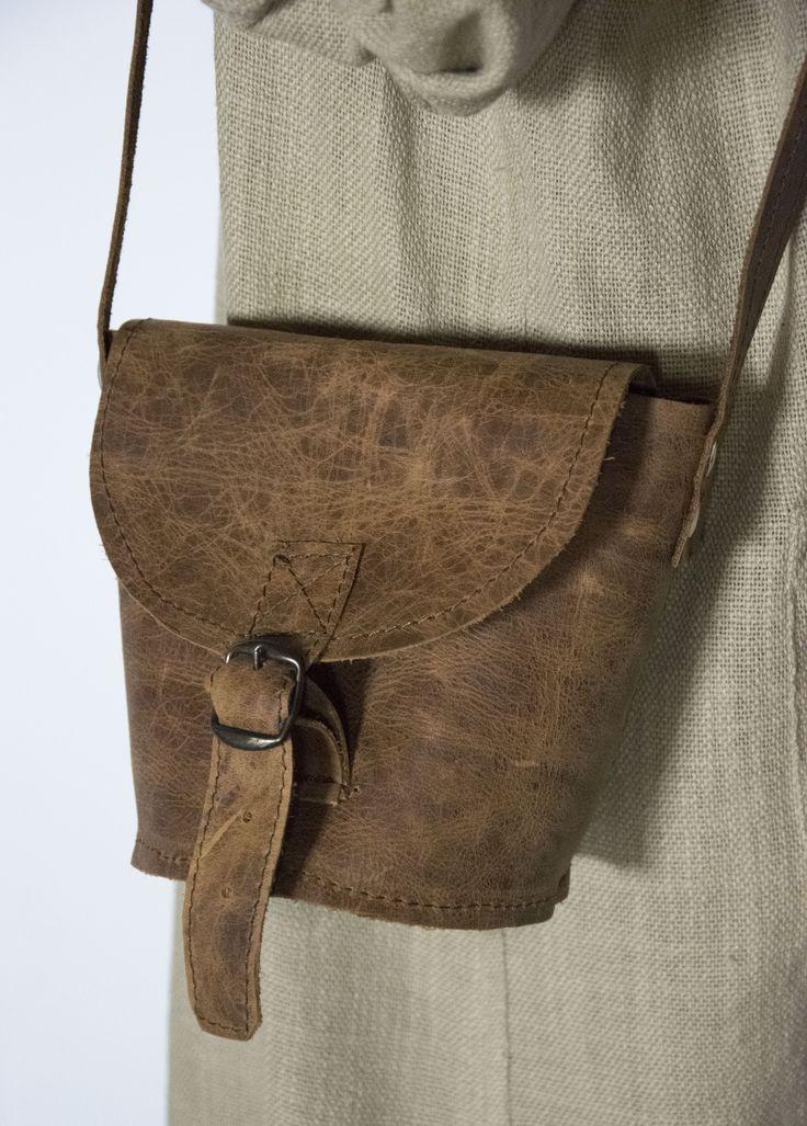 Skrawek Natury - mini leather bag