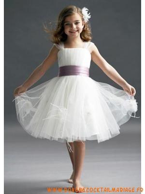 Robe fille mariage for Robes pour mariages pour enfants