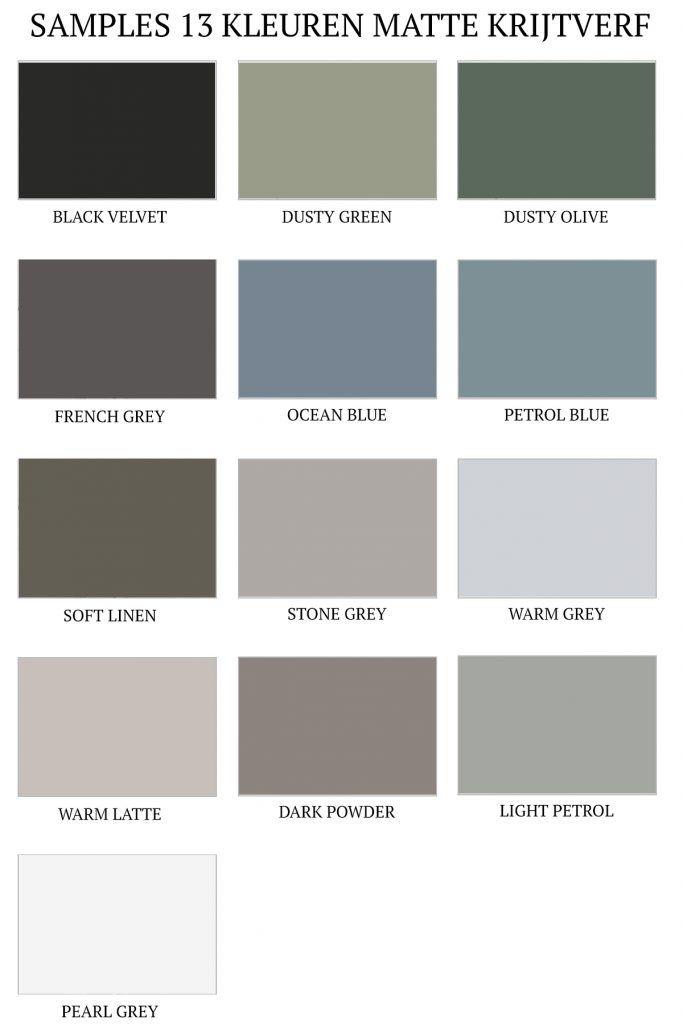 Zo gemakkelijk zie je of het de goede kleur voor je is in