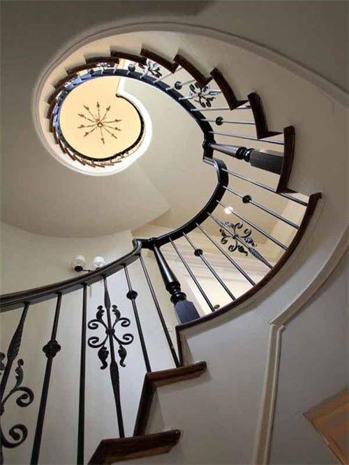 *Spiral Staircase   Atlanta, Georgia