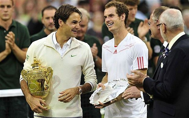 Wimbledon 2012: Roger Federer's genius trumps Andy Murray's talent on day British tennis regained its pride