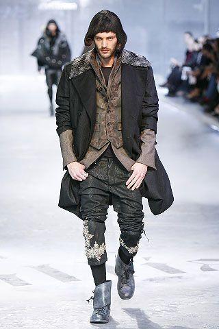 John Galliano Fall 2008 Menswear - Collection - Gallery - Style.com