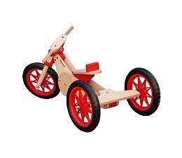 Baby Moto - Trike rood  Super gave loopfiets! Goed in hoogte verstelbaar en daardoor gaat de Baby Moto trike lekker lang mee.  http://www.planethappy.nl/baby-moto-trike-rood.html