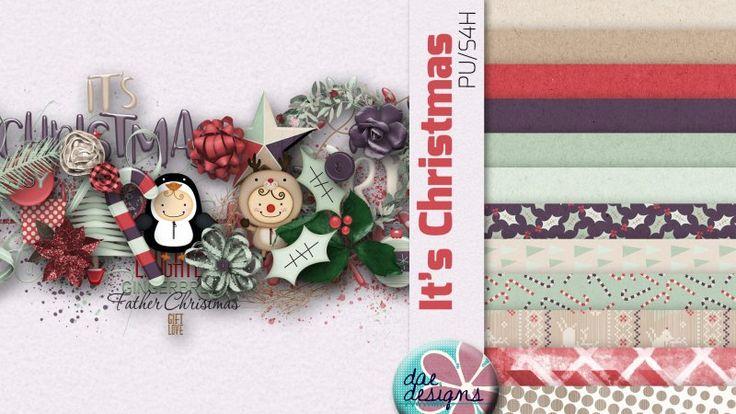 I's Christmas by Dae Designs