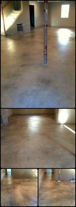 revtement de bton sols dcoratifs bton dcoratif maisons older concrete thin concrete concrete floor interior decorative staining interior - Colorant Beton Brico Depot
