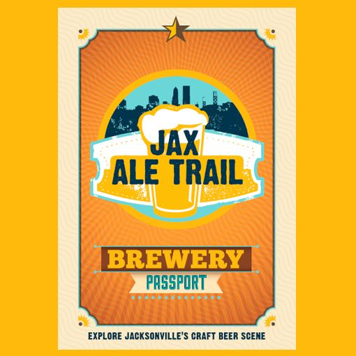 Check out Jacksonville's  Brewery Passport program the #JaxAleTrail!