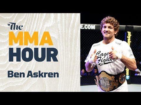 MMA Ben Askren Explains Why He's Choosing to Retire from MMA