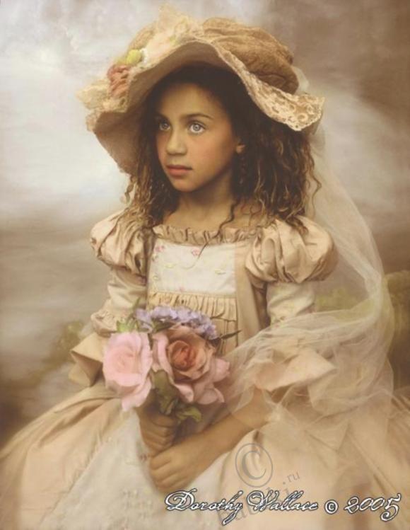 Творчество фотографа Dorothy Wallace / Красивые картинки, фото кукол / Бэйбики. Куклы фото. Одежда для кукол
