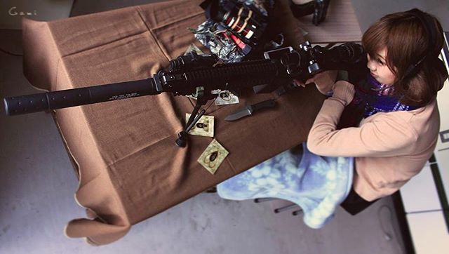 "WEBSTA @ blueswallowtail - Love 5 card stud "" The TANGO DOWN ""club  High-school girl @tct_knives  TCT ""HIT-GIRL"" F2  #TCT #backupweapon #forged #specialoperations #tacticalknife #japan #japon  #tokyo #pewpew #sniperrifle #pewpewlife #308win #marksman #schmitandbender #762nato  #308 #DMR #knightsarmament  #kac #stonerrifle  #SR25  #mk11mod0 #XM110 #sniper #jk #highschoolfriends #highschoolgirls  #schoollife #winter #japanesefashion"