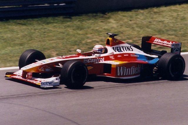 1999 GP Kanady (Alessandro Zanardi) Williams FW21 - Supertec