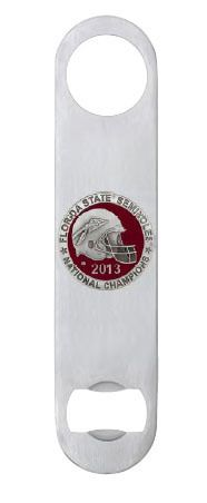 RoomScapeU - FSU Bottle Opener 2013 National Champs, $12.99 (http://www.roomscapeu.com/fsu-bottle-opener-2013-national-champs/)