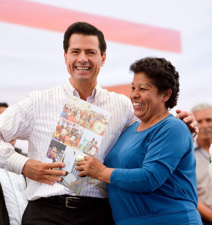 Entregó el Presidente Enrique Peña Nieto Escrituras y Títulos de Propiedad a 3 mil familias de Tamaulipas