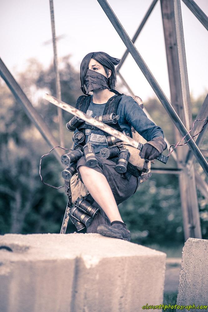 Post-apocalyptic costume