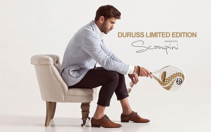 #Diseño #DurussScampini #Durusspadel #Duruss #elegancia  #padel www.duruss.com