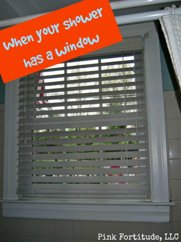 When your shower has a window by coconutheadsurvivorguide for Noble windows