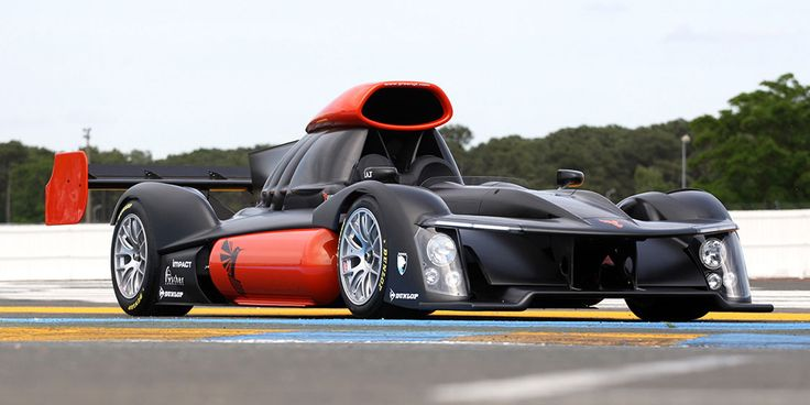2008   Green GT H2 Le Mans (electric Car)