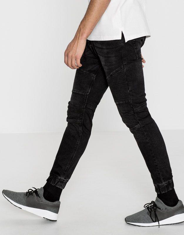 Pantalón jogging Skinny fit - Favoritos rebajas - Ropa - Hombre - PULL&BEAR México